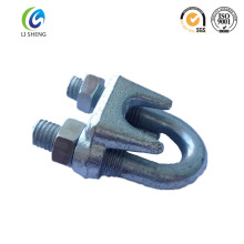 Fasteners U.S type wire rope clamp made in china
