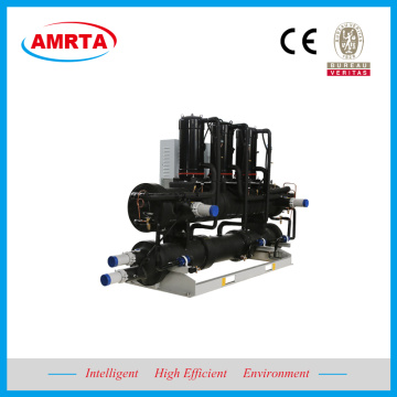 Modular Water Cooled Scroll Water Chiller