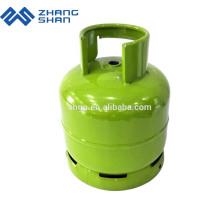 3kg Mini Sizes Composite Empty LPG Gas Cylinder