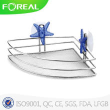 Bathroom Soap Holder with Suction Hook