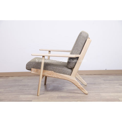 Wegner Classic 290 Easy Chair Canapé