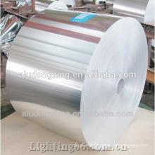 Emballage alimentaire feuille d'aluminium