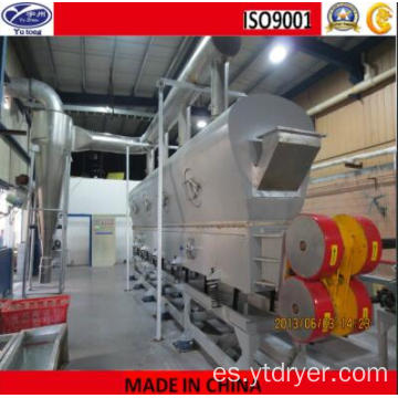 Cold Granules Vibrating Fluid Bed Dry Machine