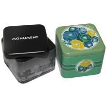 Metal Square Tin/ Coin Tin Box/ Coin Tin Container