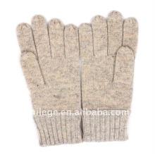 femmes hiver chaud tricoté laine gants et mitaines