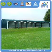 Easy build steel car garage prefab parking structure