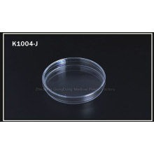 CE y FDA Certificado 90X15mm Petri Plato Estéril
