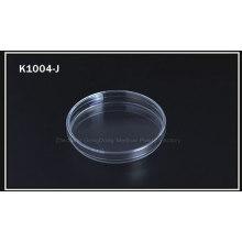 CE and FDA Certificated 90X15mm Petri Dish Sterile