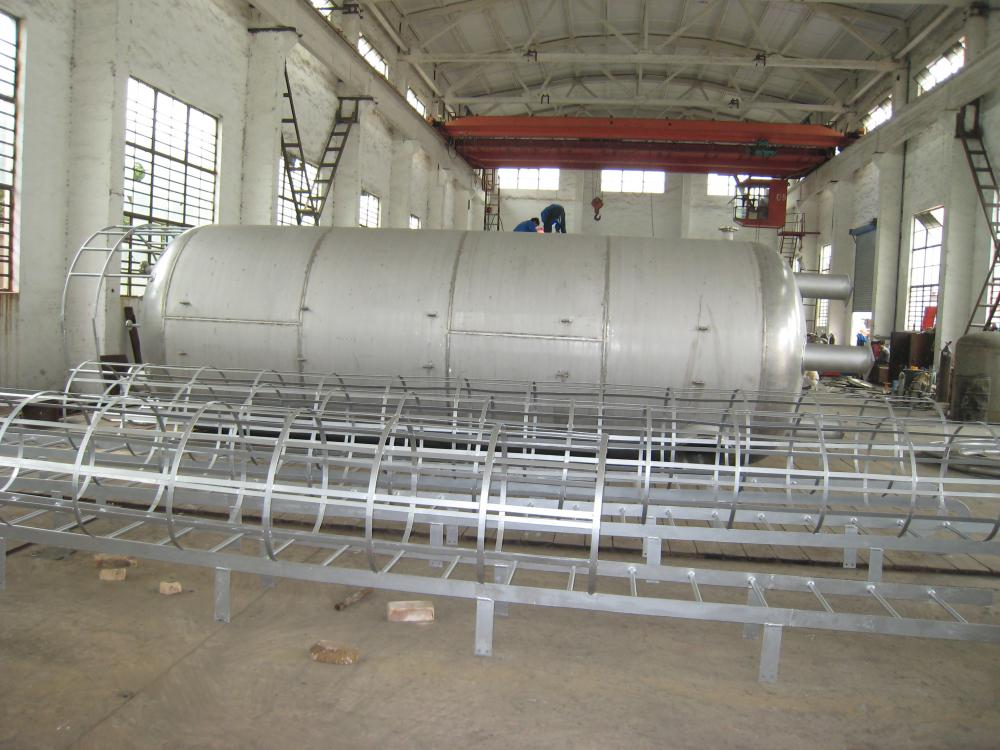 High Quality Horizontal Cylindrical Tank