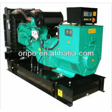 Cummins 6ctaa8.3-g2 160kw/200kva diesel power generator set with AC synchronous generator in fast delivery
