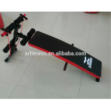 multi Ajustável ab crunch banco Sit-up para venda em casa exercício interior esporte abdominal