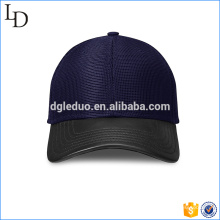 Top quality customized flec fit hats with back snap