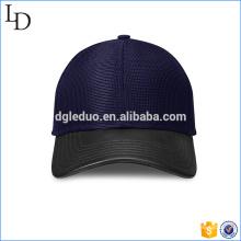 Qualidade superior personalizado flec fit chapéus com snap de volta