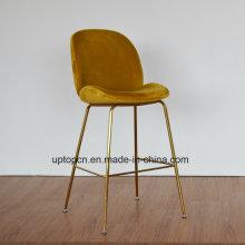 (СП-HBC437) современный дизайн губи Жук барный стул реплики кожа
