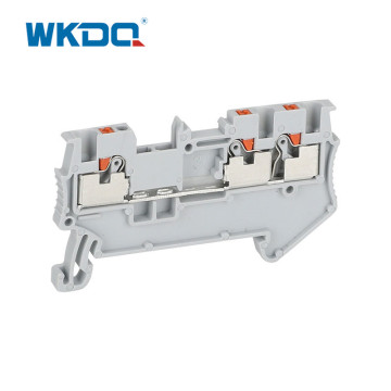 Din Rail Electric Terminal Block