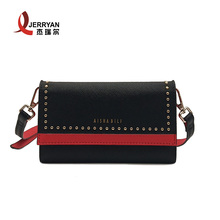 New Style Crossbody Clutch Slim Wallets Telefon Geldbörse