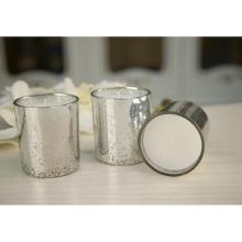 Puro de algodón Wick aromatizado color jarra de la jarra al por mayor