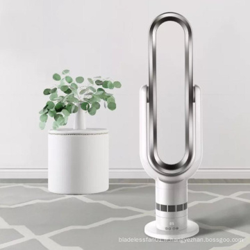 Marque Liangshifu 18 '' Support ABS Ventilateur sans lame Ventilateur de refroidissement à l'air 220 volts