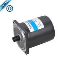 6w 220v three phase low rpm electric ac gear motor