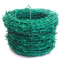 Made in China Good Quality PVC Barbed Wire Fencing Amazon