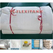 The 18000L--24000L PVC material flexibag /flexitanks