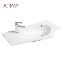 vasque en céramique design ovale