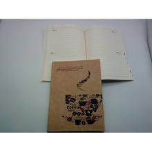 Soft Cover Notebook/Staple Notebook/Glue and Sewning Notebook