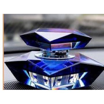 Parfum de voiture air plus frais dans une bouteille en verre à bas prix