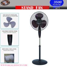 Ventilateur de stand de 16 pouces avec n'importe quelle couleur Votre demande