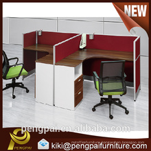 Modern office cubicle call center furniture workstation