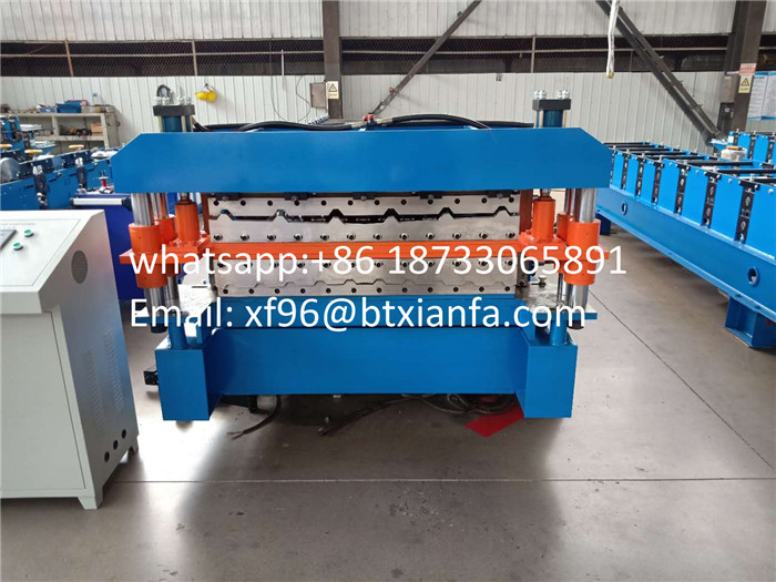 IBR profile machine