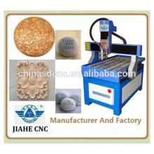 mini cnc engraving machine 600*900mm for wood, stone