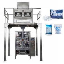 Máquina de embalagem de gelo em tubo automático 730 VFFS
