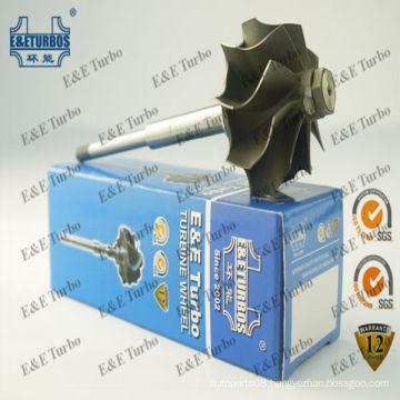 GT2256MS 447890-0003 Turbine Wheel Shaft Wheel for 704136