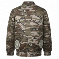 Summer Unisex Fan Cooling Air Condition Workwear Jacket