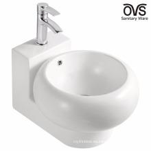 lavabo de cerámica de alta calidad