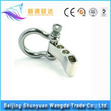 Acessórios de metal de alta qualidade saco de metal sólido snap gancho metal snap gancho liga de zinco snap gancho