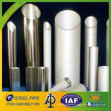 Tube duplex en acier inoxydable S32760