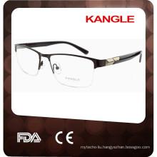 2017 Stainless Steel Metal Half Rim Optical Eyewear Frame