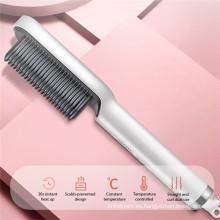 El mejor cepillo eléctrico para alisar el cabello con peine caliente