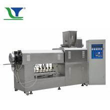 Machine de casse-croûte de granule 2D d'extrudeuse à vis simple