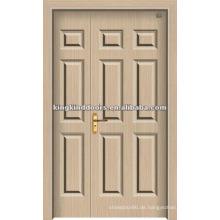 Eineinhalb PVC MDF (JKD-1813) Badezimmertür aus China Top 10 Marke Türen