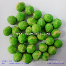 household picnic snack wasabi coated peanuts