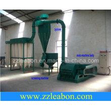 Máquina de molino de polvo de madera de protección del medio ambiente