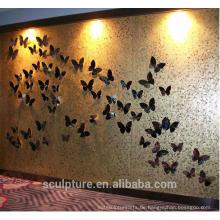 2016 Neue moderne Kunst Relief Wanddekoration für Hoteldekoration