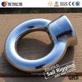 Stainless Steel 304 or 316 High Polish DIN582 Eye Nut