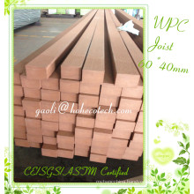 Solid Wood Substitution WPC Posting Anti-Corrosion Decks