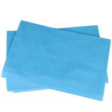 80*180 beauty salon waterproof pp spunbond nonwoven  skin friendluSMS disposable nonwoven bed sheet
