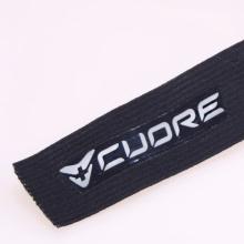 Bande élastique noire de haute résistance en Kevlar / Nylon / Coton pour sac à dos