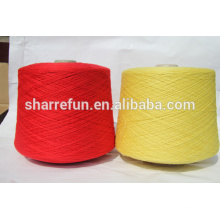 Wollkaschmirgarn hergestellt in China